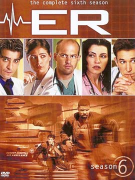 ER - The Complete Season Six